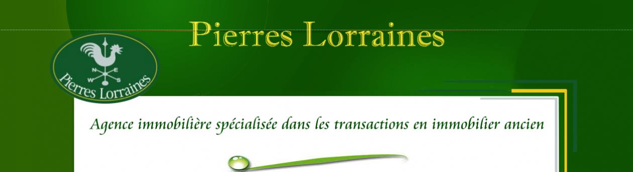 Image site internet de Pierres Lorraines