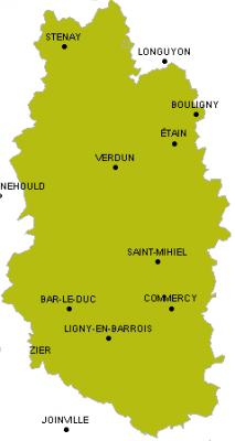 Immobilier en Meuse 55